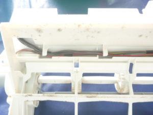 東京都大田区南六郷シャープお掃除機能付きエアコンクリーニング