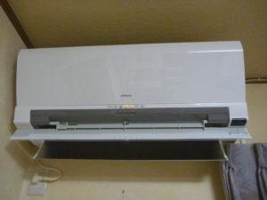 神奈川県川崎市中原区下小田中日立2011年製型式RAS-S40A2お掃除機能付きエアコン