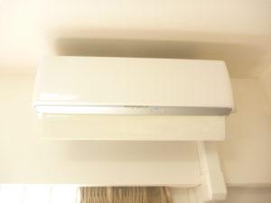 神奈川県横浜市港北区、ダイキンAN71LHPお掃除機能付きエアコン