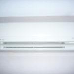 ナショナル2006年製CS-H286A エアコンクリーニング